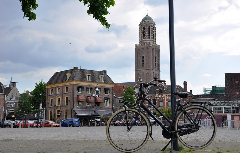 Picture of Zwolle, the historic town