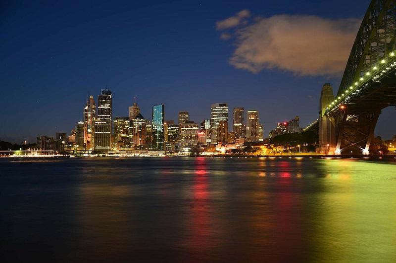 Sydney Australia, Milsons point