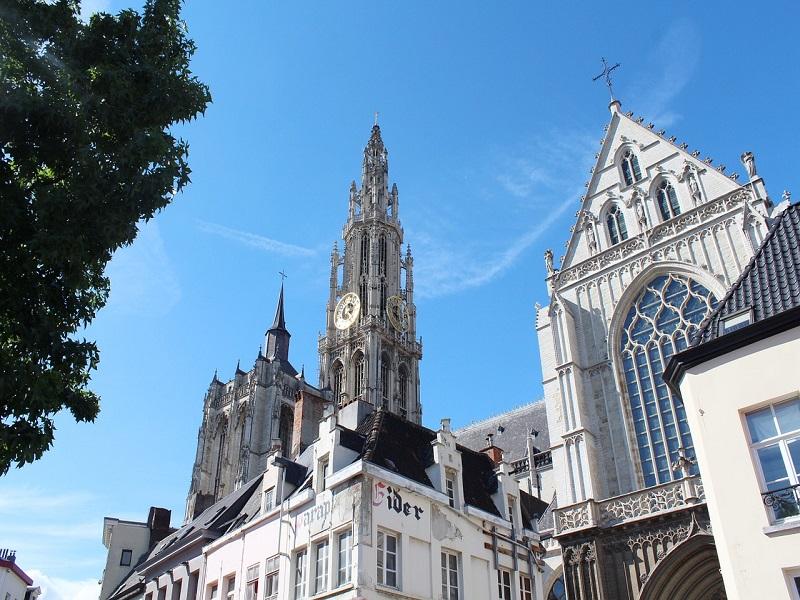 Antwerp the historic city