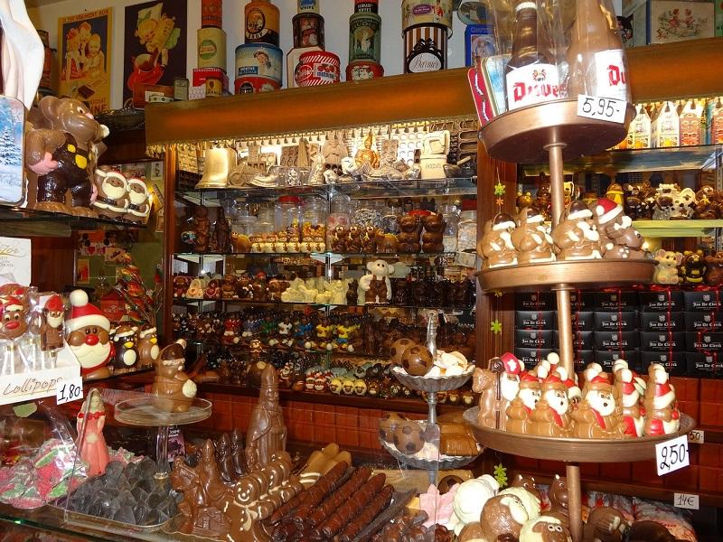 Belgium chocolates photo