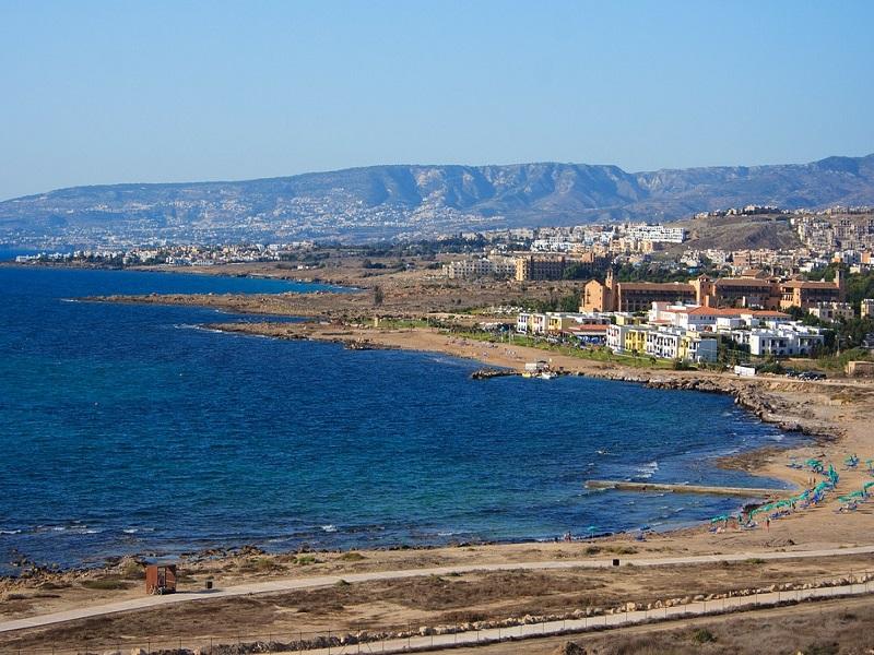 Photo of the beautiful shore of Cyšris