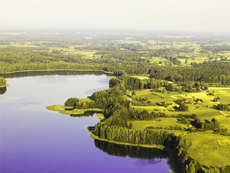 Lithuania's unspoiled nature photo