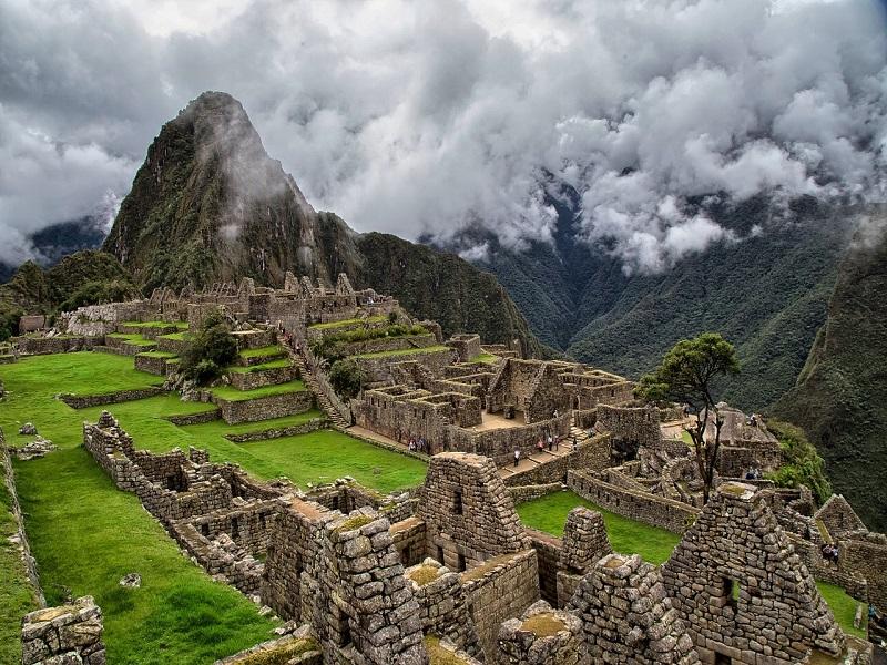 Photo of the legendaryMachu Picchu