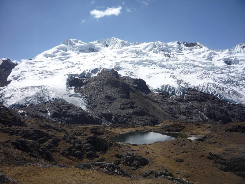 Photo of Wayatapallana in Peru