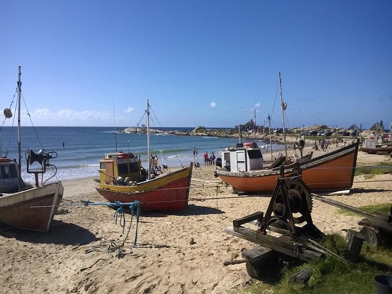 Photo of Uruguay coast