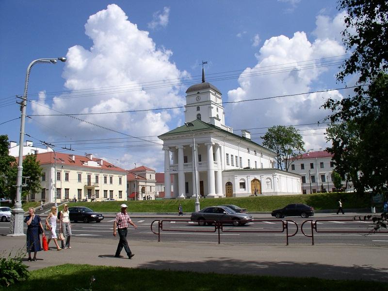City house in Minsk