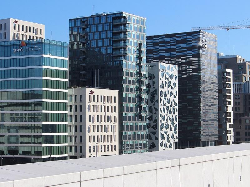Image of Oslo's architecture