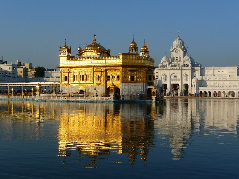 Photo of the Golden Temple