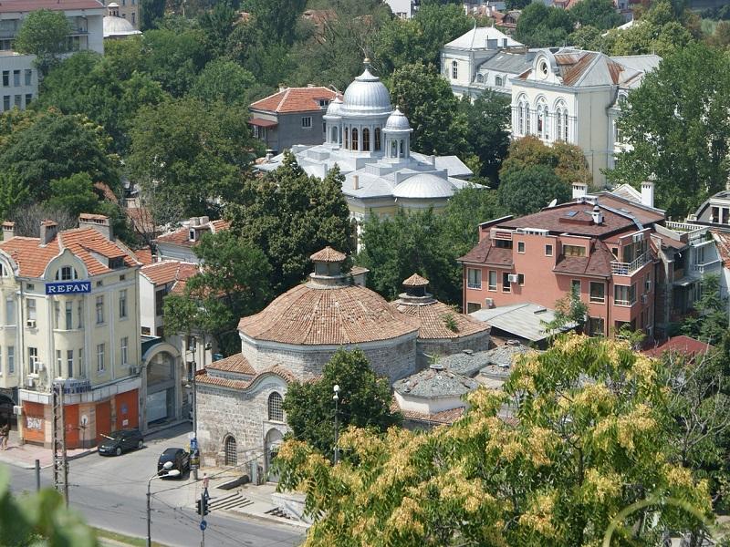 Plodiv's historic part photo