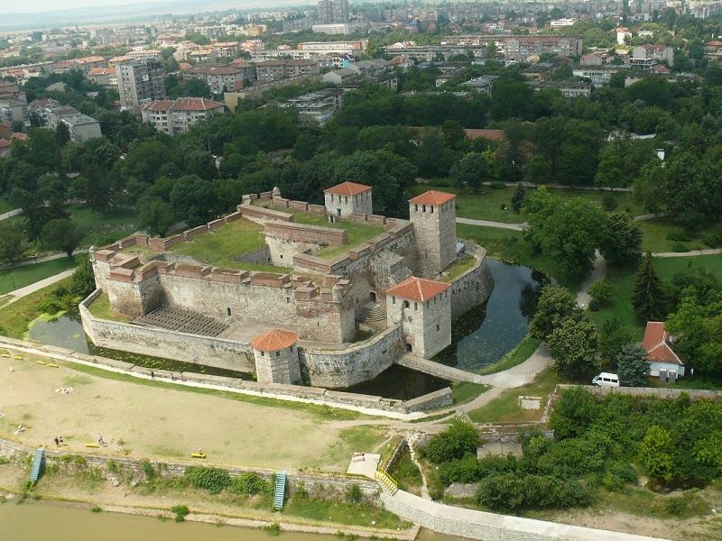 Bulgaria's Baba Vida fortress