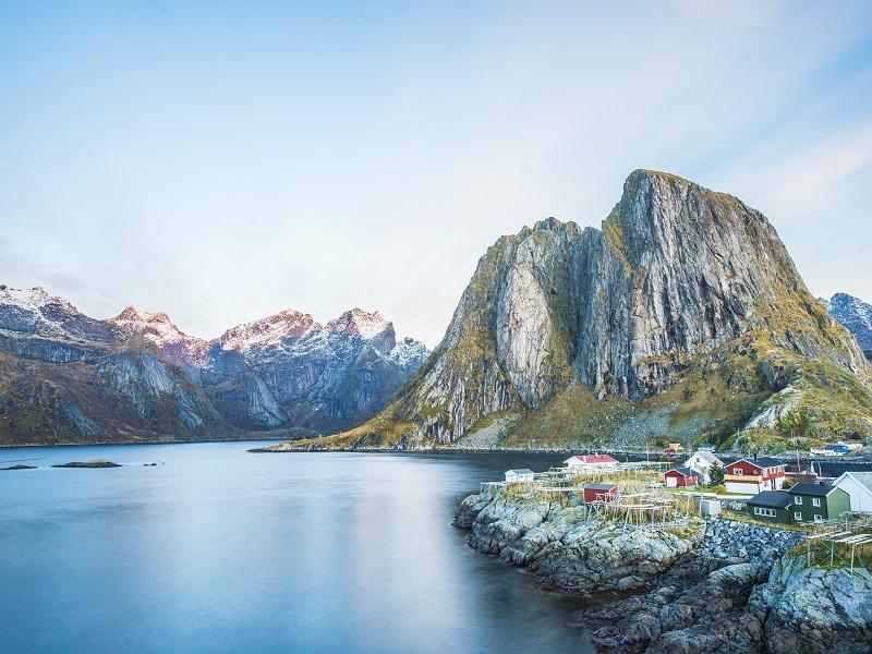 Photo of Lofoten Islands