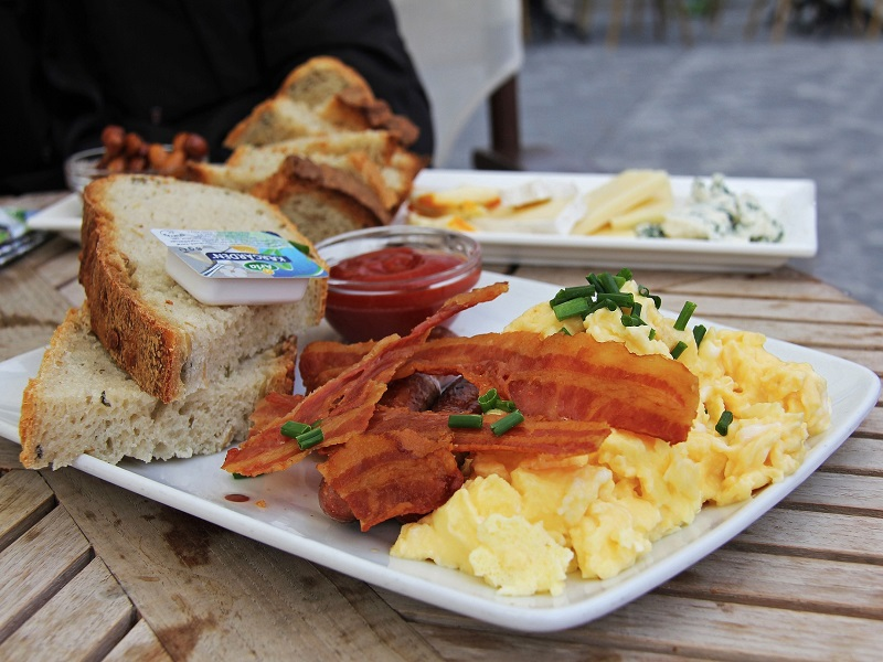 Image of food in Denmark