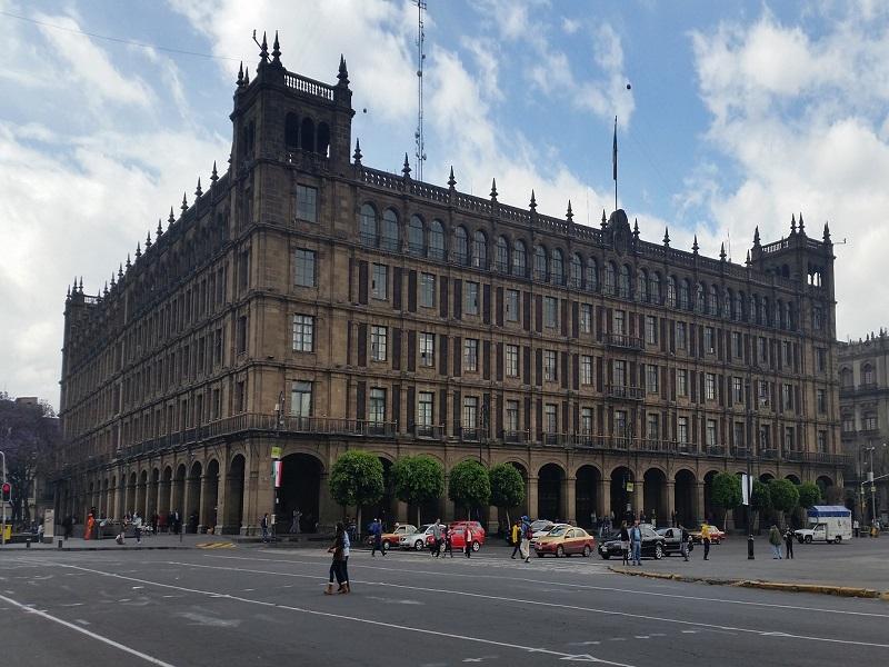 Zocalo, Mexico City main square