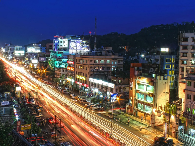 Photo of Guwahati City, India