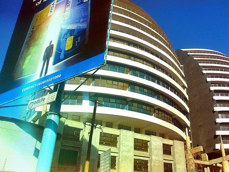 Photo of Nairobi center area