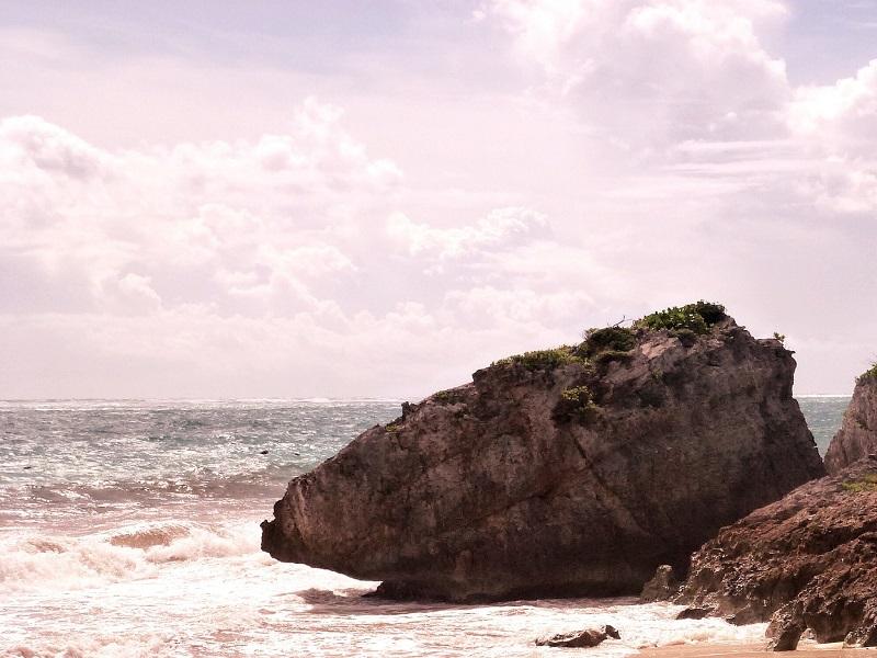 Photograb of Yucatan Coast