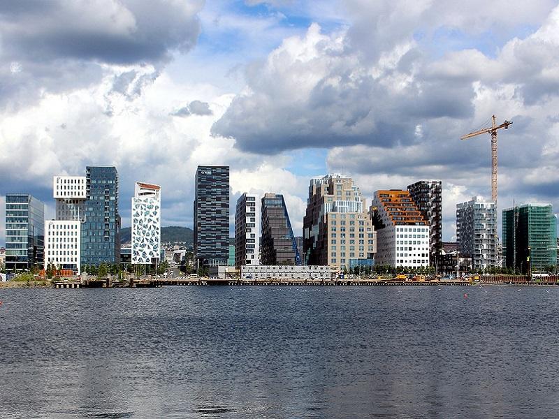 Oslo, capital city of Norway