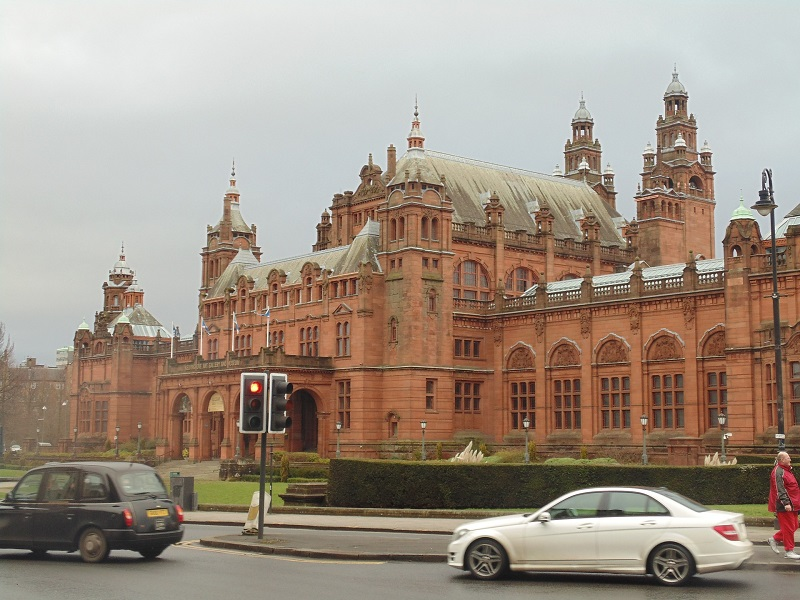 Photo of the Kelvingrove Art Gallery and Museum