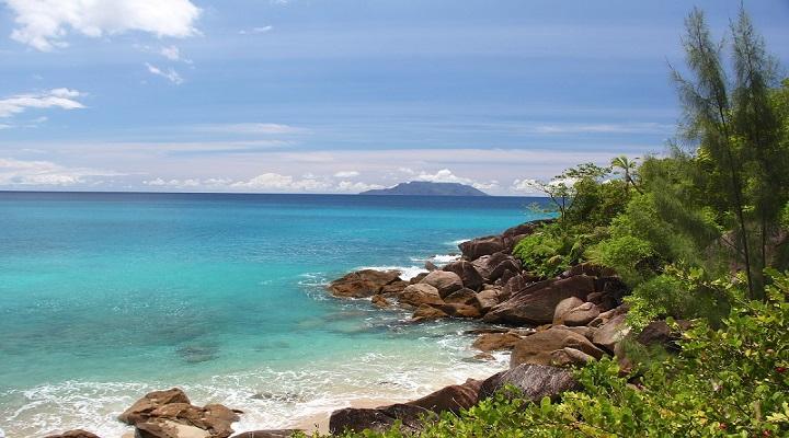 Photo of Seychelles coast