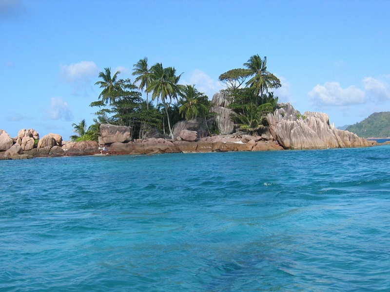 Image of Pirate Island in Seychelles