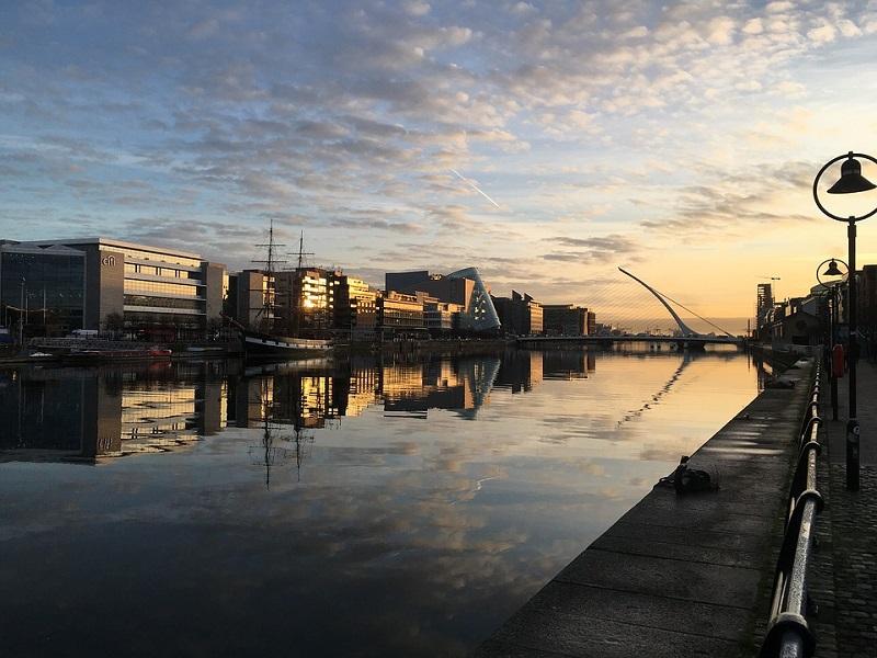 River in Dublin