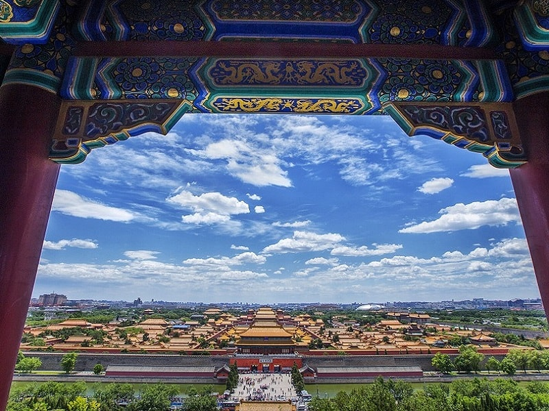China has many great palaces and historic items to be explored.