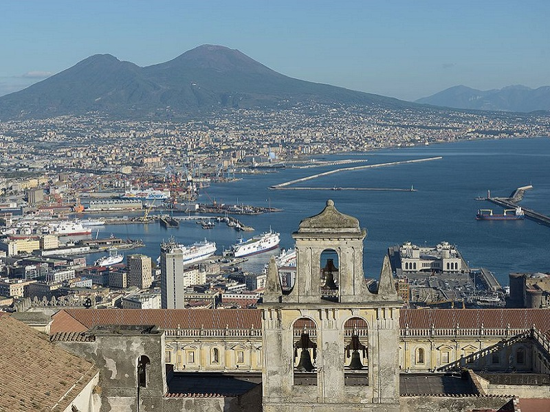 Port is very important part of Naples