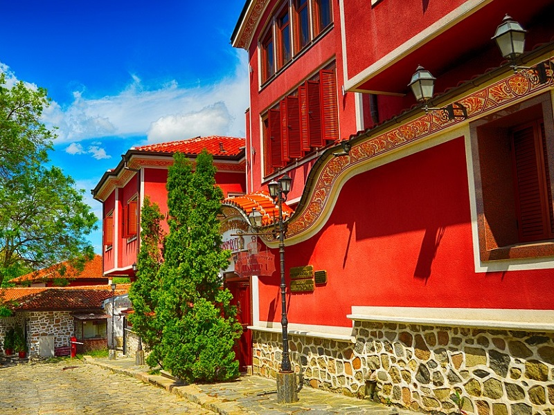 Hotels you can book in Plovdiv, Bulgaria