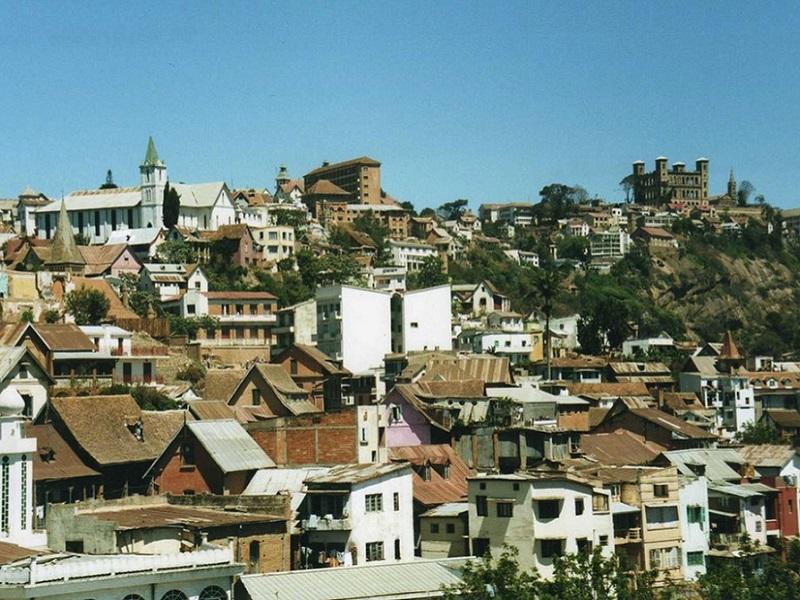 Madagascar, Antananarivo city