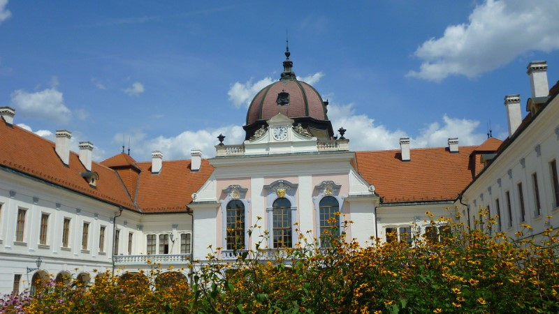 Royal Palace of Gödöllő is recomended day trips from Budapest